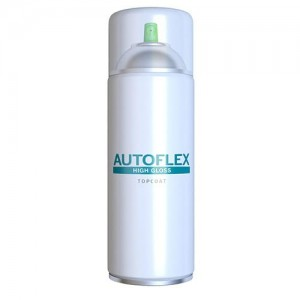 AutoFlex High Gloss Top Coat 400ml