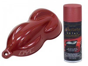 Plasti Dip Luxury Metal Volcano Red 400ml