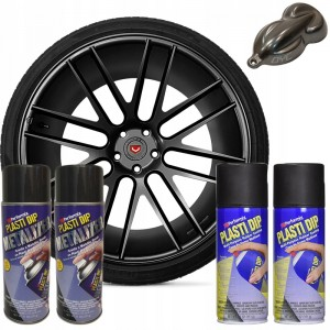 Plasti Dip zestaw do felg Graphite Metalizer
