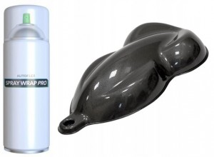 AutoFlex Spray Wrap Pro Graphite 400ml