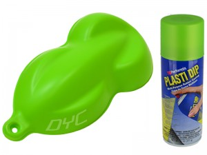 Plasti Dip Electric Lime 400ml