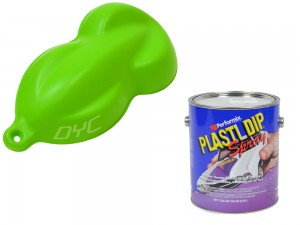 Plasti Dip Electric Lime 1 Galon